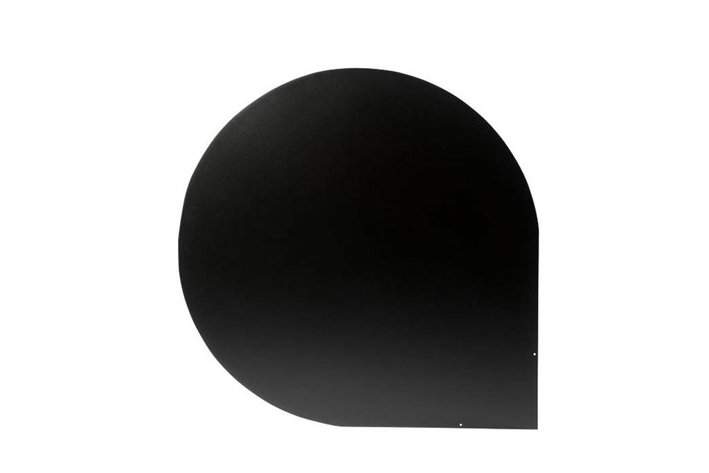 MORSO Funkenschutzplatte